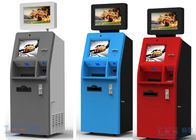 Medical Health Kiosk Cash Dispenser With 17 Inch Multi Touchscreen Kiosk