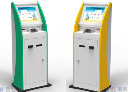 Financial Services Kiosk , Banking Bill Payment Kiosk Information Systems