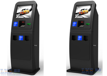 Top Up Prepaid Card Machine Ticket Vending Machine Kiosk With Wifi