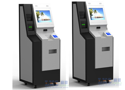 Commercial Digital Photo Printing Kiosk With Receipt Printer Photo Booth Kiosk